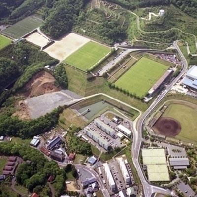 岡山県美作ラグビーサッカー場